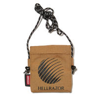 HELLRAZOR UNDERGROUND FORCES WALLET-COYOTE