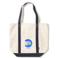 MTA X INTERBREED LOGO TOTE BAG