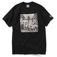 SAINTS&SINNERS KING TEE-BLACK