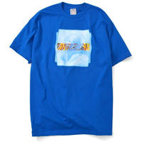 SAINTS&SINNERS CYBORG TEE-ROYAL BLUE