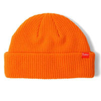 BUTTER GOODS WHARFIE BEANIE   ORANGE