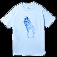 BAKER SKATEBOARDS GIRAFFE TEE-L,BLUE