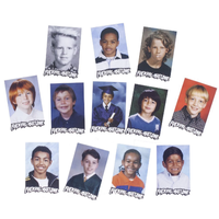 FUCKING AWESOME CLASS PHOTO STICKERPACK-ASSORTED