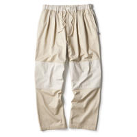 INTERBREED MIXED CHINO RELAX TROUSER-BEIGE