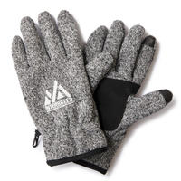 INTERBREED TRAIL LOGO HEATHER GLOVES