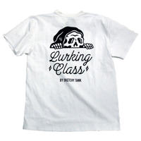 LURKING CLASS LCST TEE-WHITE
