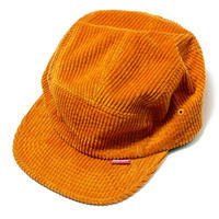 HELLRAZOR UNDERGROUND FORCES CORDUROY CAMPCAP-YELLOW