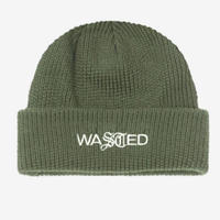WASTED PARIS SAILOR EVOLUTION BEANIE-GREEN