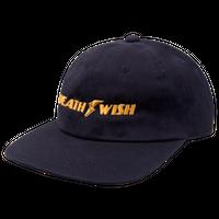 DETH WISH  PIT STOP SNAPBACK CAP   NAVY