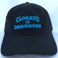 SAUSAGESKATEBOARDS CLOCKED IN DARKNESS   BLACK