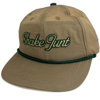 SHAKE JUNT DIRTY SOUTH SNAPBACK-OLIVE