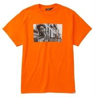 INTERBREED L.BOOGIE COLLECTION L.BOOGIE TEE ORANGE