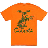 CARROTS BUNNY TEE-ORANGE