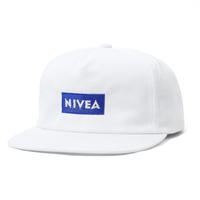 BOYS OF SUMMER NIVEA/SPANKY SNAPBACK-WHITE