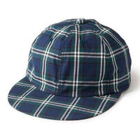 INTERBREED PATTERNED BALL CAP-BLACKWATCH