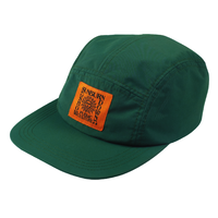 PUBLIC CULTURE SUNBURN CAP-GREEN