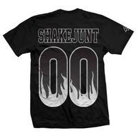 SHAKE JUNT HAILMANY S/S TEE-BLACK