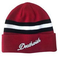 DEATHWISH CLASSIC BEANIE-RED