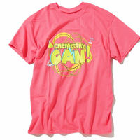 ILLEGAL CIVILIZATION CHEMISTRY CAN TEE    PINK