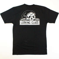 LURKING CLASS POCKET TEE BLACK