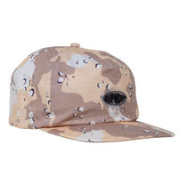 RIPNDIP NERMCAMO 5PANEL HAT-CHOCO CHIP CAMO