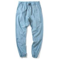 LAFAYETTE STRETCH JOGGER PANTS-LIGHT BLUE