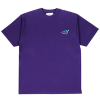 SOUR SOLUTION    TURTLE S/S TEE  PURPLE