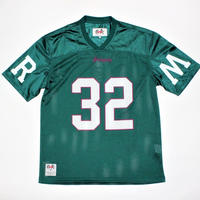 GRIMEY JADE LOTUS FOOTBALL JERSEY GREEN