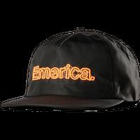 EMERICA X FUNERAL FRENCH NYLON HAT BLACK