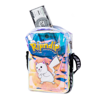 RIPNDIP CATCH EM ALL SHOULDER BAG