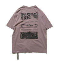 DEMARCOLAB DML.SYS TEE-PURPLE