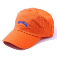 ALLGOODTHINGS OG LOGO CAP-ORANGE