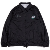 HELLRAZOR X DOGEAR COACH JACKET  BLACK