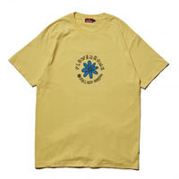HELLRAZOR FLOWER HOME SHIRT-BANANA