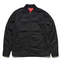 HELLRAZOR  CORE DERBY JACKET-BLACK