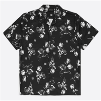 WASTED PARIS ALLOVER SHIRT-BLACK CHARMING