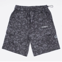 WASTED PARIS SHORT-DARK WATER BLACK