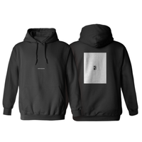 POETIC COLLECTIVE BOX HOOD-BLACK