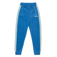 WASTED PARIS SQUADRA TRACK PANT  BLUE
