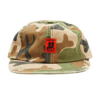 WHIMSYPULL UP 6 PANEL HAT-WOOD LAND