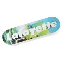 LAFAYETTE GREAT VOYAGE SKATE DECK 8.0