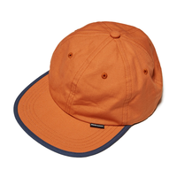 HELLRAZOR TRADEMARK RIPSTOP 6PANEL-ORANGE