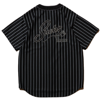 HELLRAZOR SUCKS MESH BASEBALL SHIRT-BLACK
