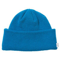 WHIMSY FINEGUAGE BEANIE L,BLUE