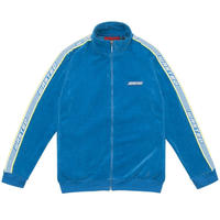WASTED PARIS SQUADRA TRACK JACKET  BLUE