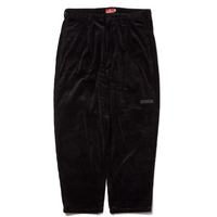HELLRAZOR UNDER GROUND CORDUROY PANTS-BLACK