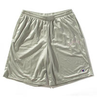 CARROTS COLLEGIATE CARROTS CHAMPION MESH SHORTS  ATHLETIC GREY