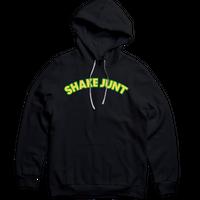SHAKE JUNT  STRETCH ARCH PULLOVER     BLACK