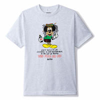 BUTTER GOODS EVERYDAY TEE-ASHGREY