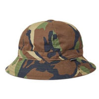 BRIXTON BANKS Ⅱ BUCKET HAT-WOOD,CAMO